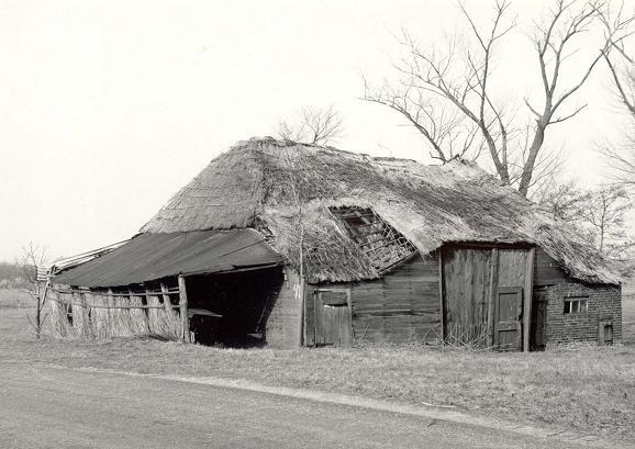 huizen van vroeger