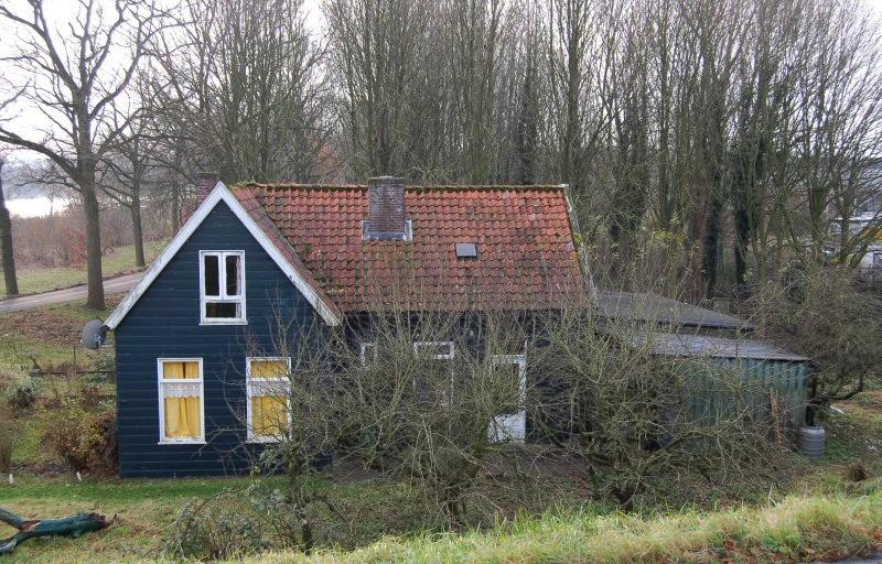 het huisje dat verhuisde