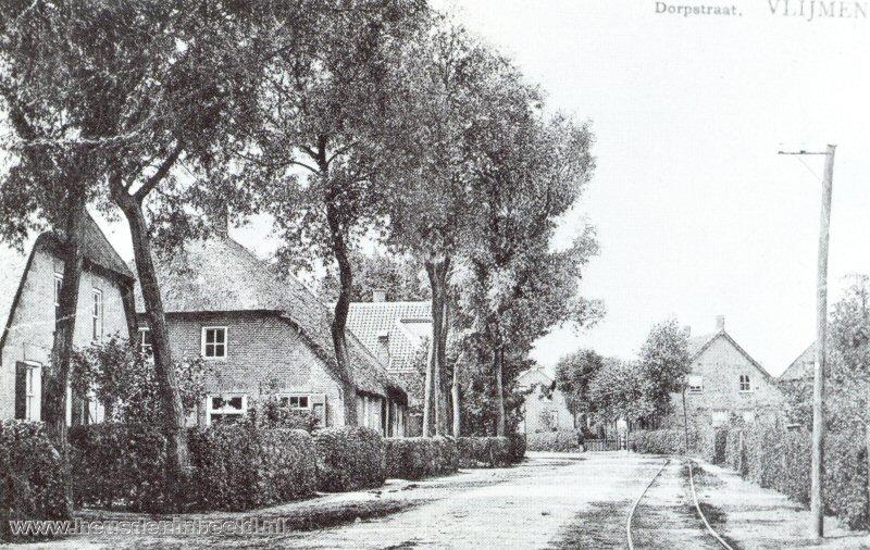 Garage Van Vlijmen : Vlijmen vroeger deel